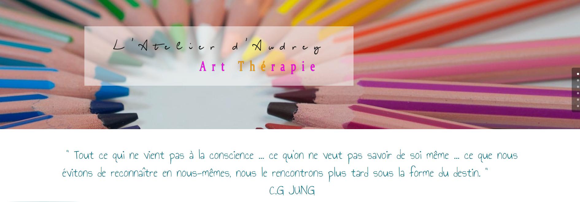art therapie Audrey