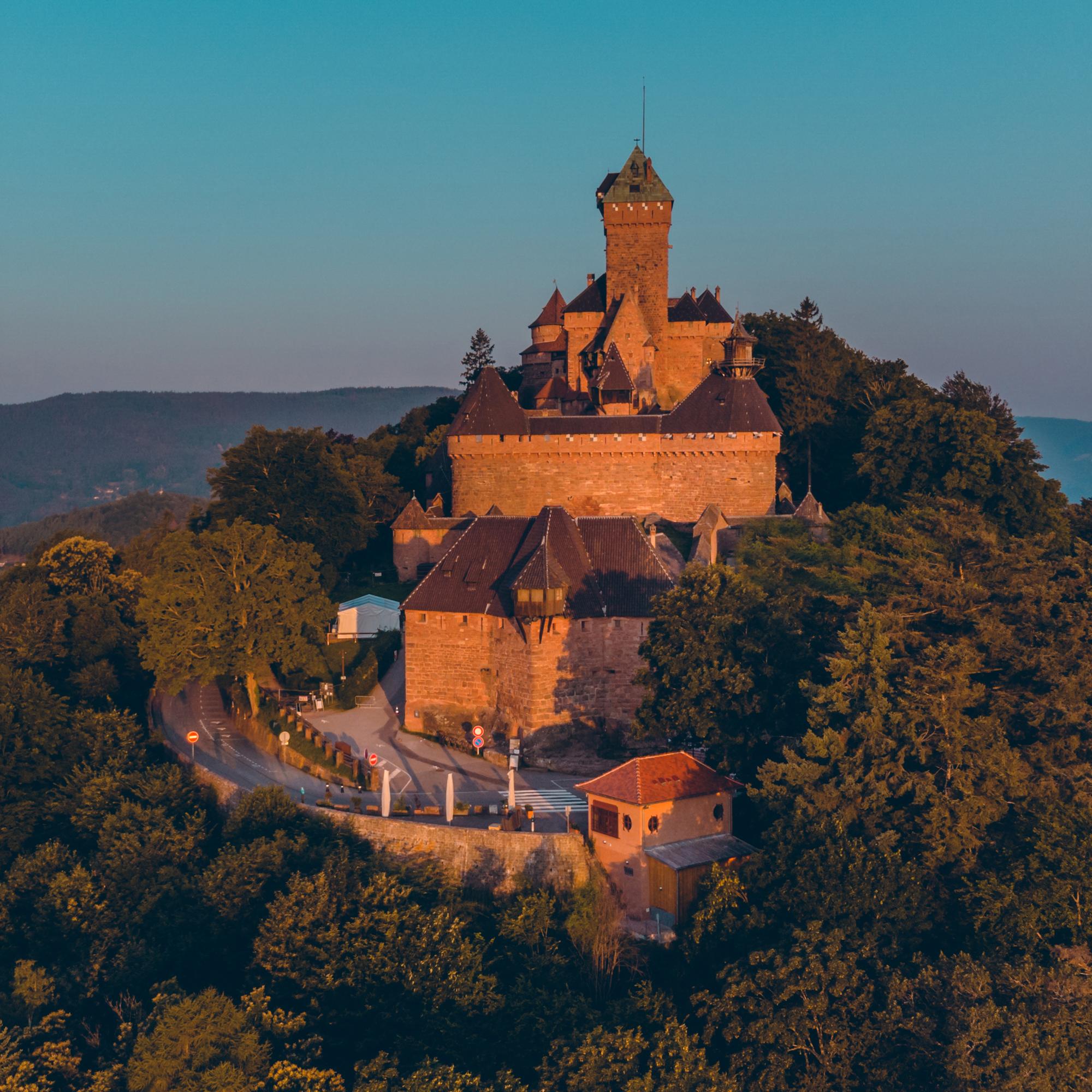 Château-du-Haut-Kœnigsbourg